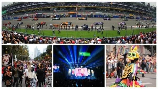 México como un atractivo internacional en oferta cultural