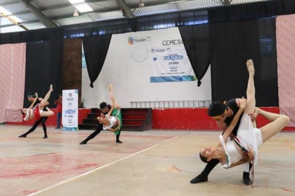 actividades del Festival Cultural de Otoño 2019 del Cereso