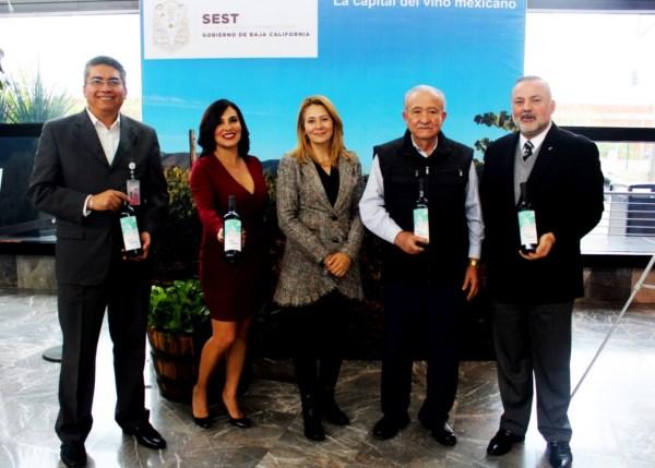 la casa vinícola casta de Vinos hace historia al obtener Oro en esta competencia.