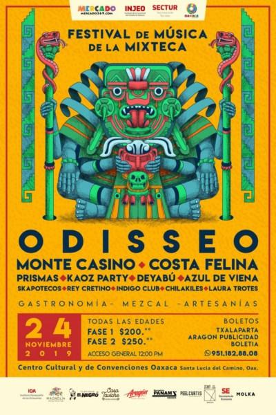 Oaxaca busca promover la riqueza cultural del estado