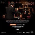 Las y los asistentes podrán disfrutar de este concierto de la OSO,