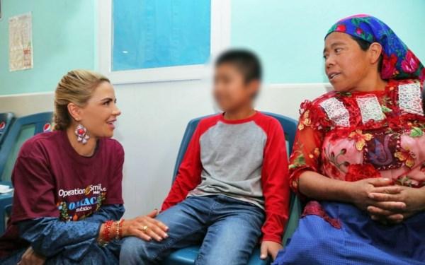 Fundación Operation Smile devuelve la sonrisa a niñas y niños de las ocho regiones del estado