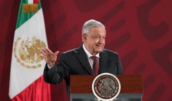 López Obrador señaló que el gobierno federal se está limpiando de corrupción
