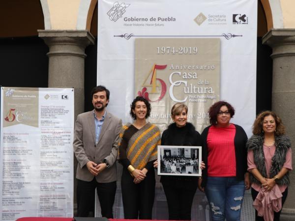 Es un referente para la promoción y la difusión del patrimonio cultural