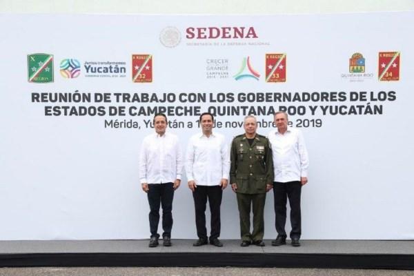 Para trabajar juntos y fortalecer la seguridad con una alianza peninsular