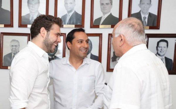 Gobernador llamó a estar unidos y ser responsables para que Yucatán salga adelante.