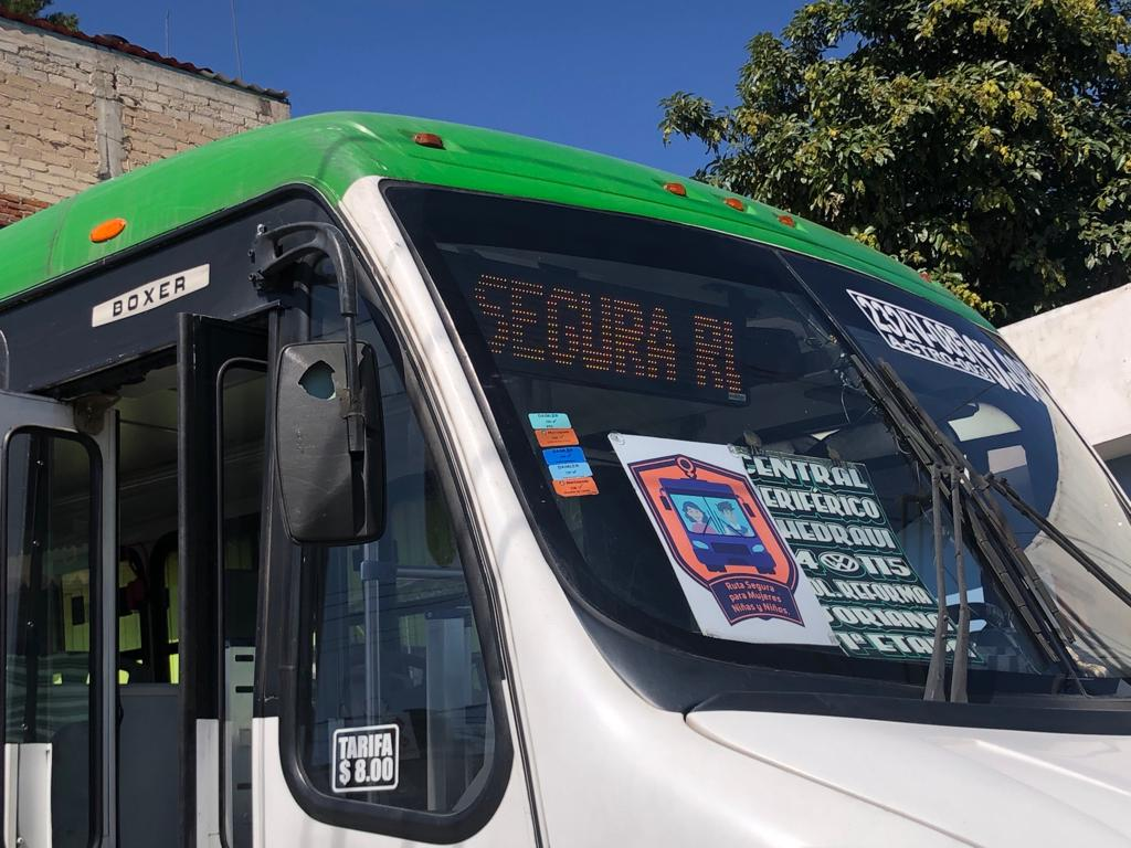 Ruta Segura Primera Etapa- Central de Abasto.