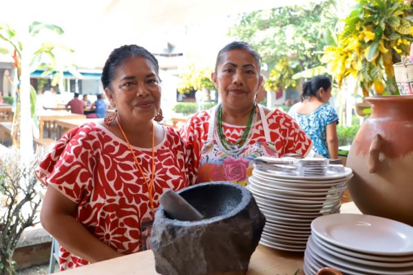 Primer Encuentro de Cocineras y Cocineros Tradicionales del Papaloapan.