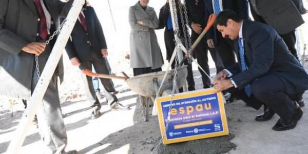 La inversión es de 5 millones y medio de pesos por Fechac y Club Rotario y aportaciones en especie de distintas empresas locales