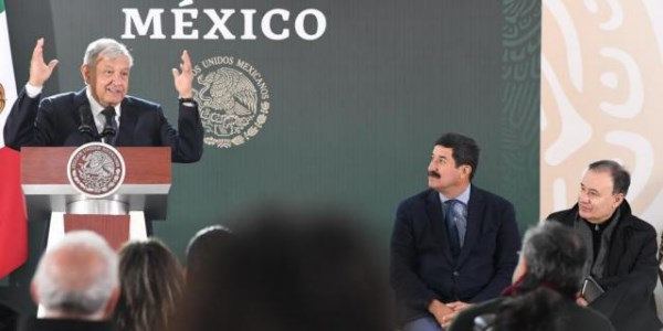 el Gobierno de los Estados Unidos respondió afirmativamente a la solicitud de extradición del ex gobernador de Chihuahua, César Duarte,
