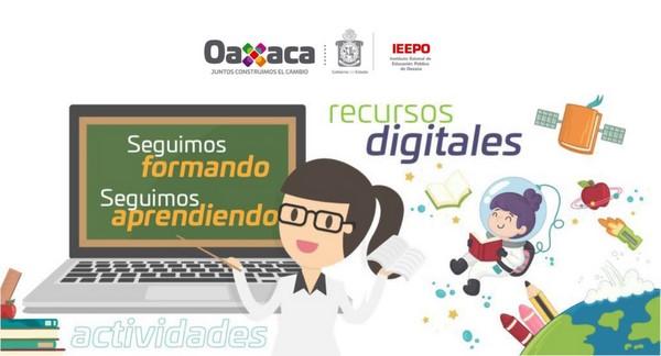 · El Instituto promueve la tecnología digital como herramienta para docentes y estudiantes en este periodo de receso escolar