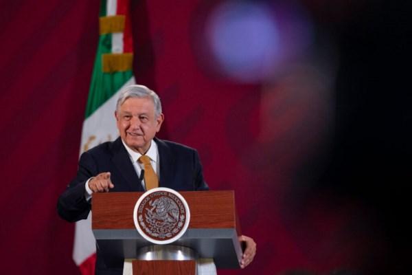 México por el COVID-19 y de las acciones a impulsar desde el gobierno federal para hacer frente a la epidemia.