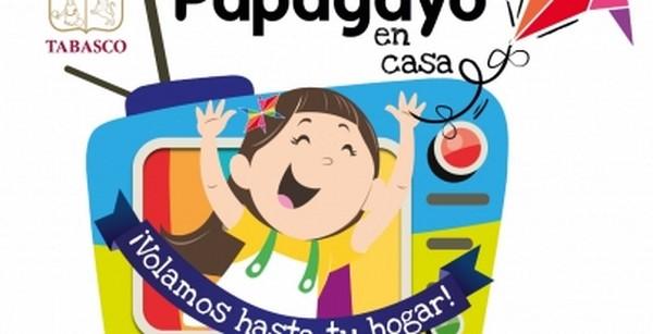 Televisión Tabasqueña (TVT) y de sus redes sociales, que los pequeños podrán seguir desde casa.