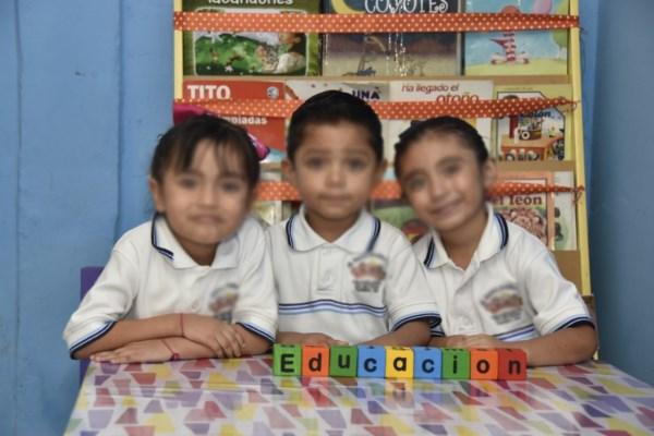 reafirmó el compromiso del Instituto para que las y los niños tengan mejores oportunidades de desarrollo