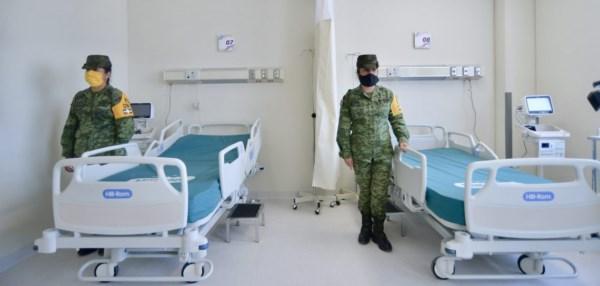Espacios Alternos y que aportará 50 camas para la emergencia sanitaria.