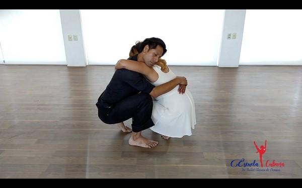 · Una coreografía que busca generar conciencia para erradicar la violencia de género