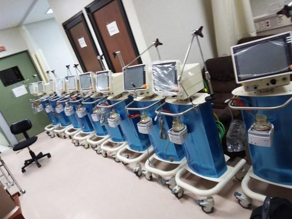 Con una inversión superior a los 200 millones de pesos, el Gobierno de Oaxaca refuerza la red hospitalaria COVID-19