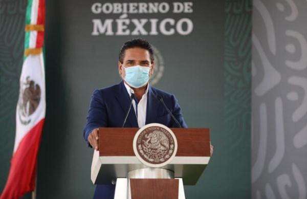 Reitera Gobernador al Presidente disposición para trabajar coordinadamente en el combate a la delincuencia