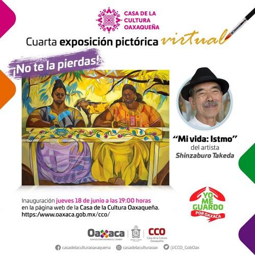 · La exposición estará abierta a partir de las 19:00 horas de este jueves 18 de junio en la página web de la CCO