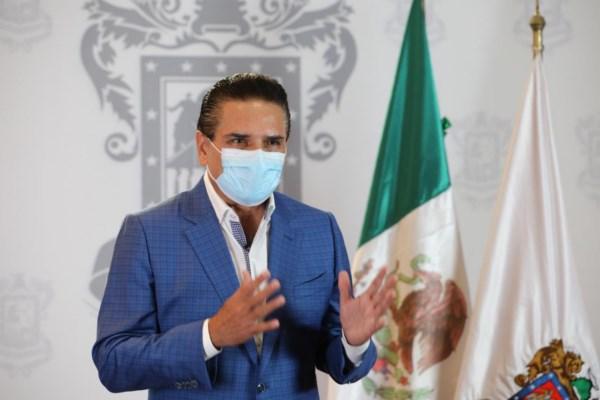 dirigirme al personal de todo el sector salud de Michoacán.