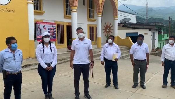 · El gobernador pidió a las y los oaxaqueños seguir atendiendo las medidas de prevención con responsabilidad y compromiso