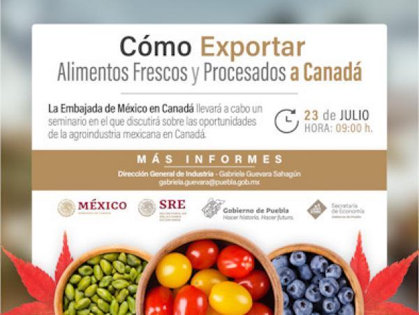 • Puebla reporta balanza comercial superavitaria