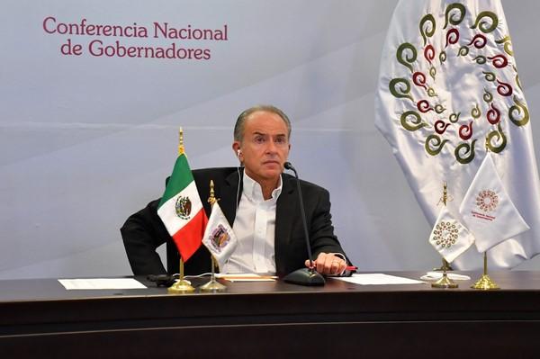 Conago se pronunciará sobre intención de Estados Unidos de aplicar medida de estacionalidad con respecto a las exportaciones agrícolas mexicanas.