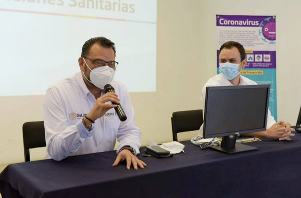 Donato Casas Escamilla, llevó a cabo la entrega de 38 equipos