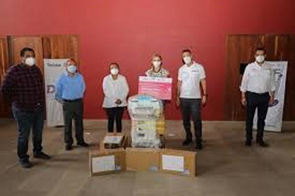 solicitud de apoyo por parte de las autoridades municipales y habitantes de San Felipe Usila