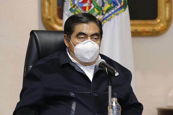 -El gobernador destacó que Puebla va avanzando en esta crisis sanitaria en término de los decretos