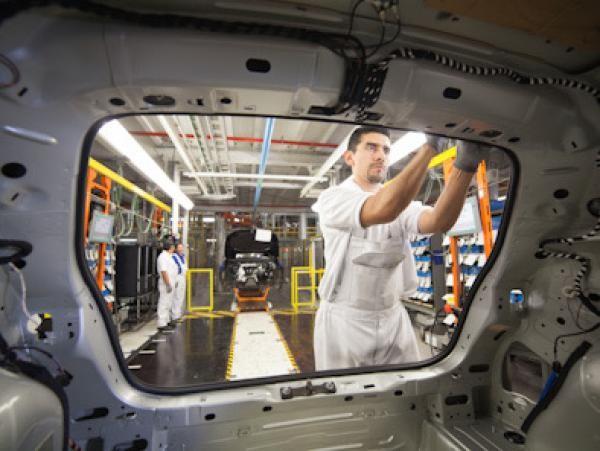 • Es el segundo estado del país en producción y exportaciones de vehículos ligeros
