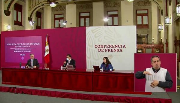 , Donato Casas Escamilla dio a conocer los resultados de esta estrategia que se realiza en 30 municipios de la entidad