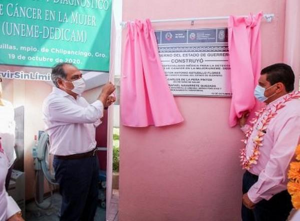 *SSA y SDUOP invirtieron 55 mdp en construcción y equipamiento de esta Unidad que se ubica en Petaquillas