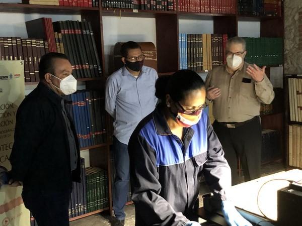 La dependencia llevó a cabo la digitalización de 21 años de diarios históricos de Oaxaca
