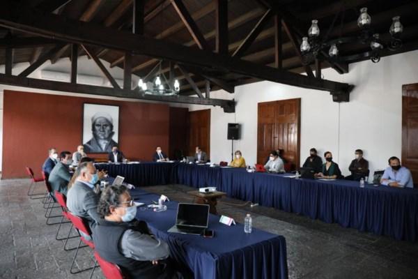Gabinete de Desarrollo Social del Gobierno de Michoacán