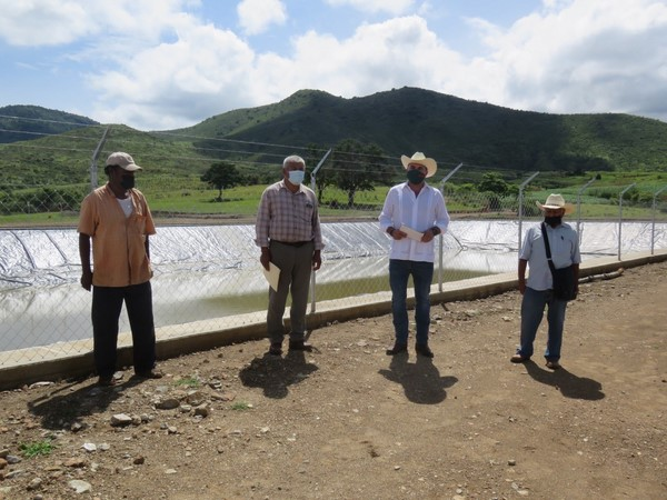 Se destinaron más de 128 millones de pesos para la construcción de ollas de agua