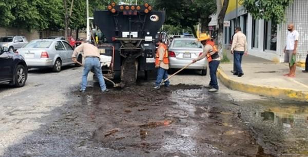 Dependiendo de las condiciones climáticas, los trabajos continuarán y se extenderán a todos los municipios