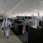 Se llevan a cabo protocolos sanitarios para la seguridad de las y los trabajadores, así como de la población usuaria