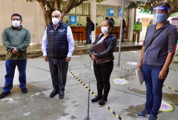 labor y alta vocación de servicio que las y los maestros han demostrado en este tiempo de pandemia