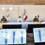 • Evalúa gobernador Astudillo y Mesa para Construcción de la Paz acciones de seguridad en Acapulco