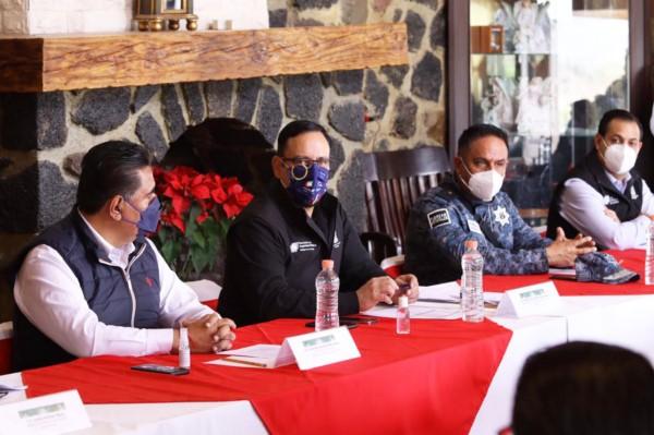 prevención y combate a la delincuencia por dependencias de los tres niveles de gobierno.