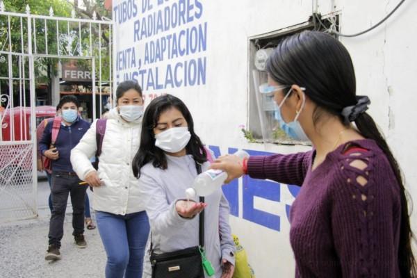"""· El Instituto se suma a la campaña """"Juntos por Oaxaca"""""""