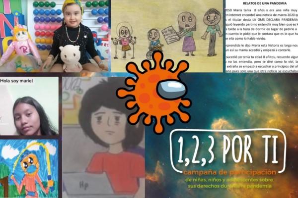 · Se otorgaron reconocimientos a los trabajos más sobresalientes de niñas, niños y adolescentes