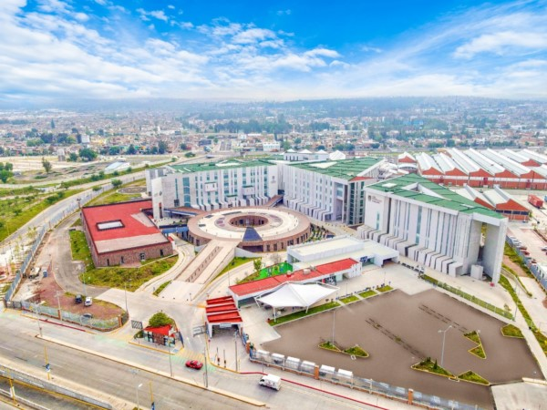 -CHMM en el lugar 32 del Ranking World's Best Hospitals 2021 que publica Newsweek