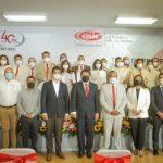 CMIC Delegación Oaxaca y al inicio de las actividades por su 40 Aniversario