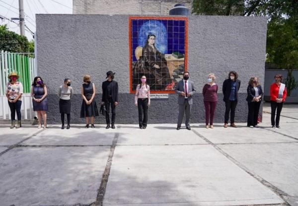 se reconoce la importancia de la mujer en la historia de México