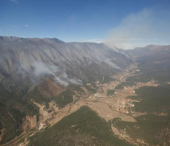 pobladores de 13 comunidades aledañas a la Sierra de Santiago podrán regresar a sus hogares.