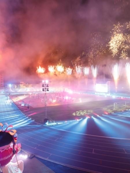 este complejo alberga el Estadio Olímpico Querétaro, un Polideportivo, el Centro de Arte Emergente, el Estacionamiento Metropolitano Alameda y áreas deportivas abiertas.
