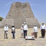 El mandatario confía en que se reactivará la economía del corredor turístico Zacatecas-Jerez-Villanueva