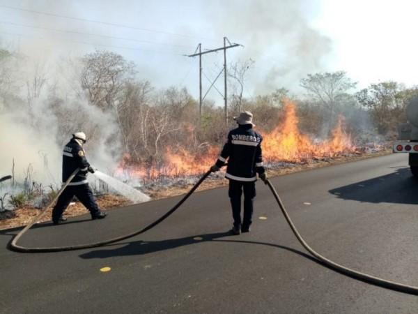 Prevención de Incendios Agropecuarios y Forestales